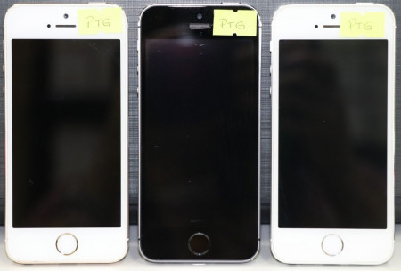 iPhone 5S Power up good LCD (PTG)