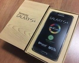 Samsung S4 i9505 A Refurbished with box and IMEI Label
