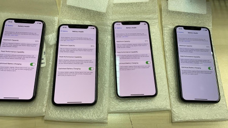 iPhone XS Max A used HSO (A)