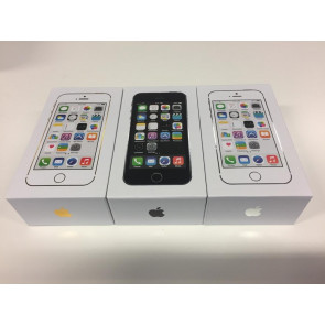 5S 16GB Box and Accessories