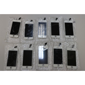 iPhone 5S White used Screen